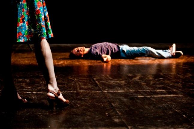Foto di Silvia Gelli - concessa dall'Ufficio Stampa del Teatro Filodrammatici -